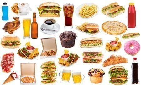 Ungesunde Ernährung – die Top 9 Lebensmittel  Gesunde und