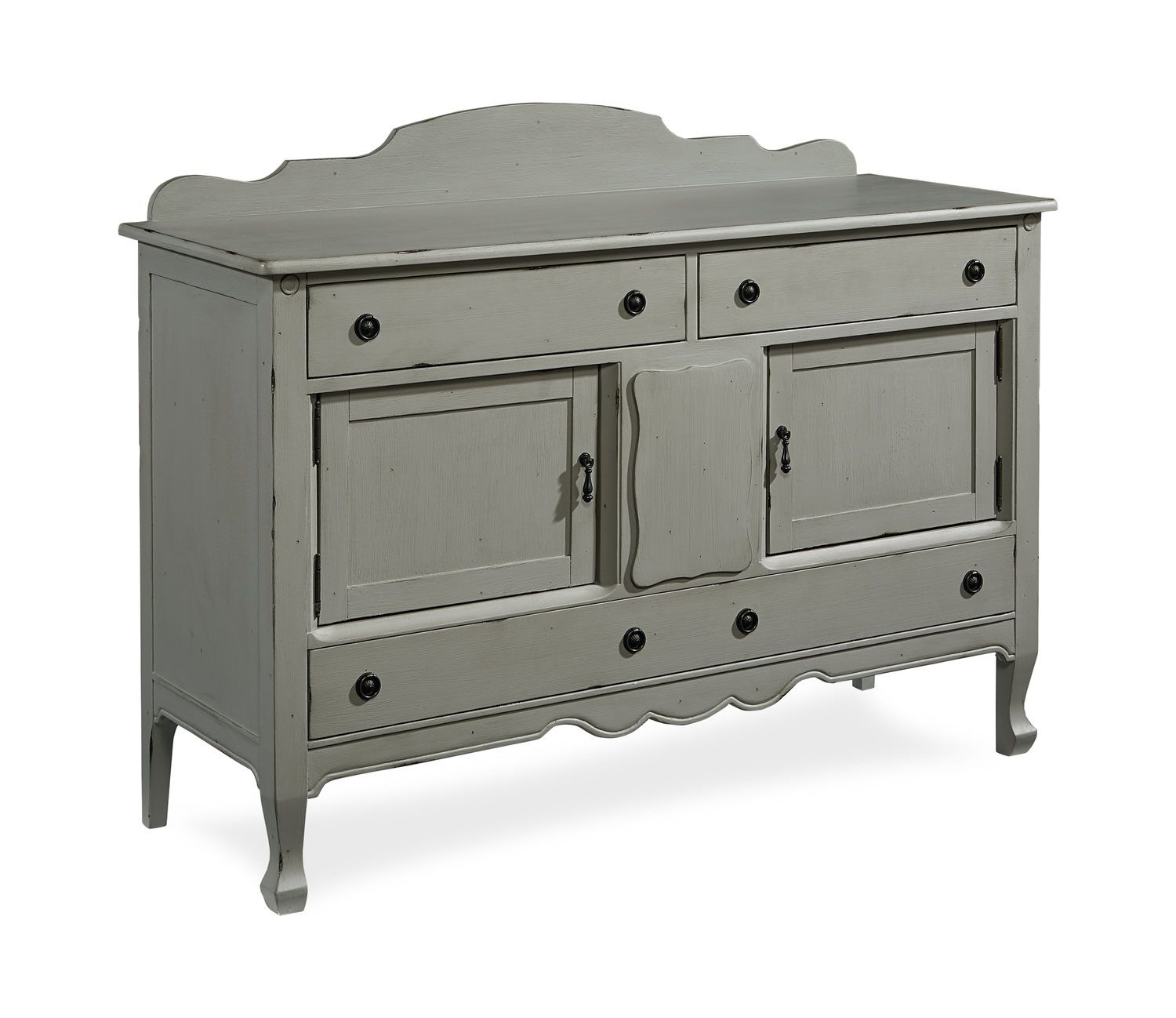 Silhouette Sideboard In 2019 Magnolia Home By Joanna