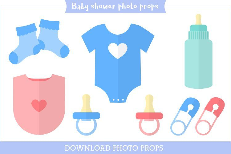 Printable Photo Booth Props Party Props Made Easy Hh Baby