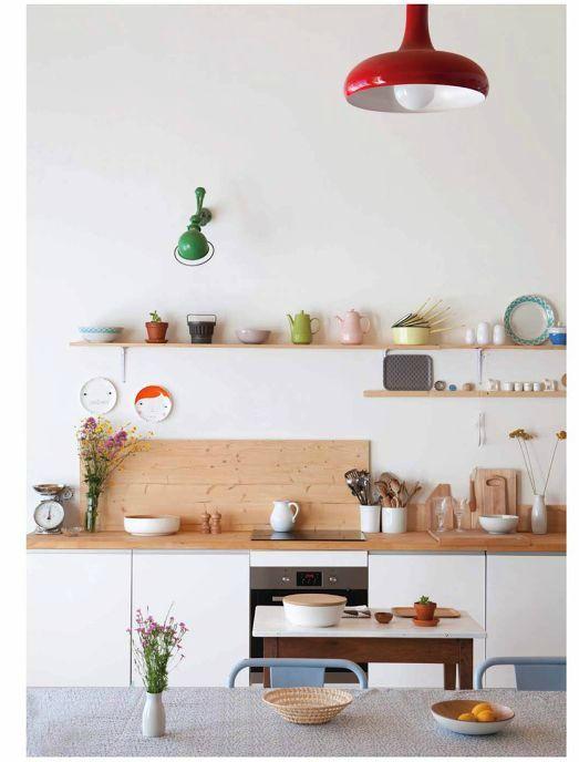 cuisine simple et color e cuisine pinterest cuisine simple simple et cuisines. Black Bedroom Furniture Sets. Home Design Ideas