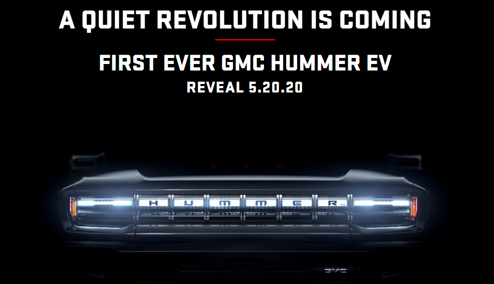 Tesla Cybertruck Competitor Announced Gmc S All Electric Hummer