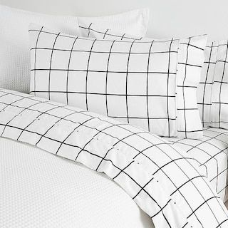 Target Au Cotton Flannelette Sheet Set Grid Flannelette Sheets Matching Bedding And Curtains Target Pillows