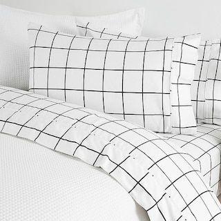 Target Au Cotton Flannelette Sheet Set Grid Flannelette Sheets Bed Linen Australia Matching Bedding And Curtains