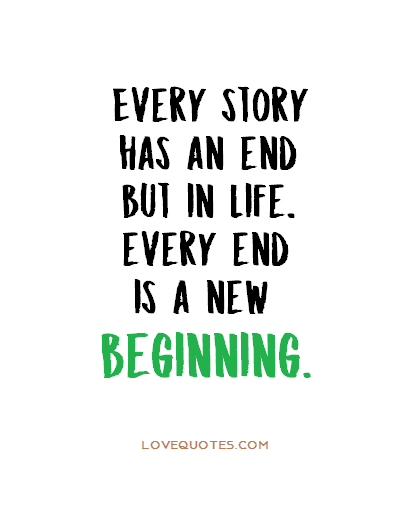 A New Beginning Love Quotes Love Quotes Quotes New Beginning