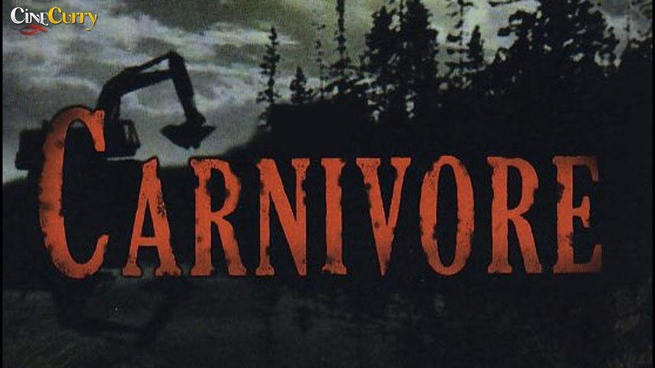 Carnivore Hollywood Thriller Movies Steven Walker Jill Adcock Thriller Movies Thriller Thriller Movie