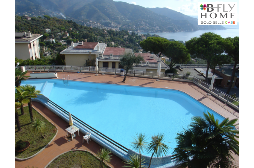 """Proponiamo a San Michele """"alta"""", Rapallo, appartamento"""