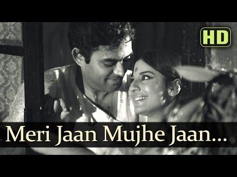 Meri Jaan Mujhe Jaan Na Kaho Sanjeev Kumar Tanuja Anubhav Geeta Dutt Old Hindi Songs Youtube Lagu Youtube Film