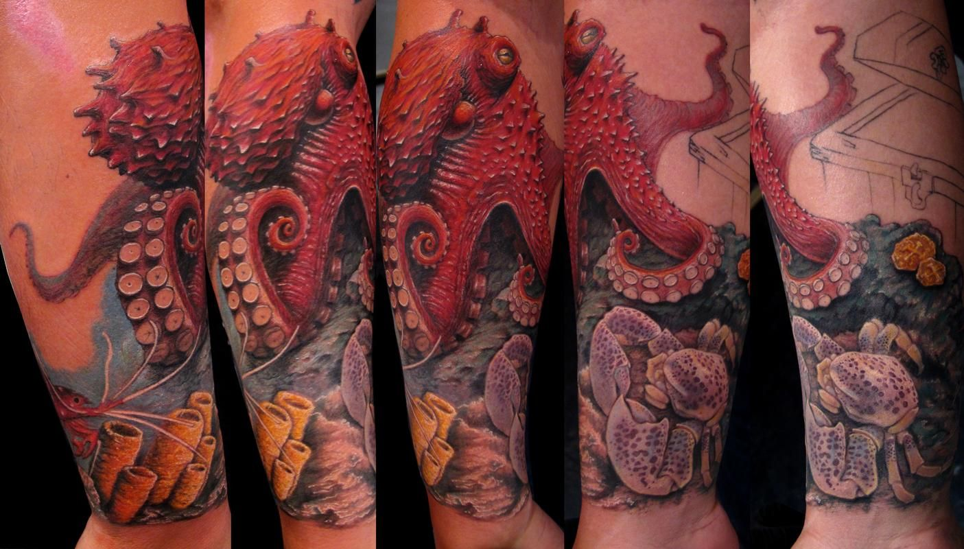 octopus tattoo images | octopus tattoo meaning | Tattoo Designs and Meanings