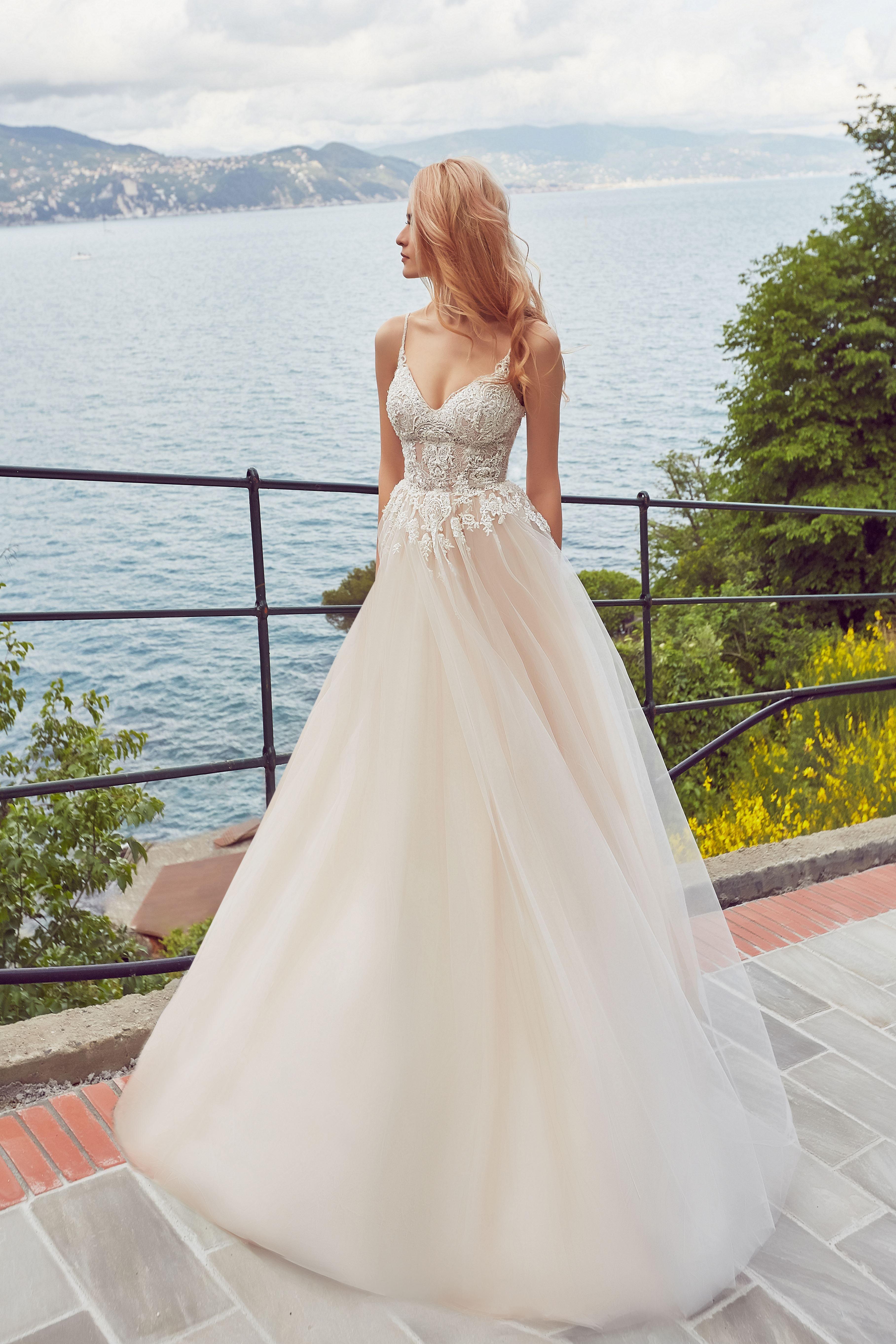 OKSANA MUKHA Wedding Collection 2018 Tefiti-gown #dress #oksanamukha ...