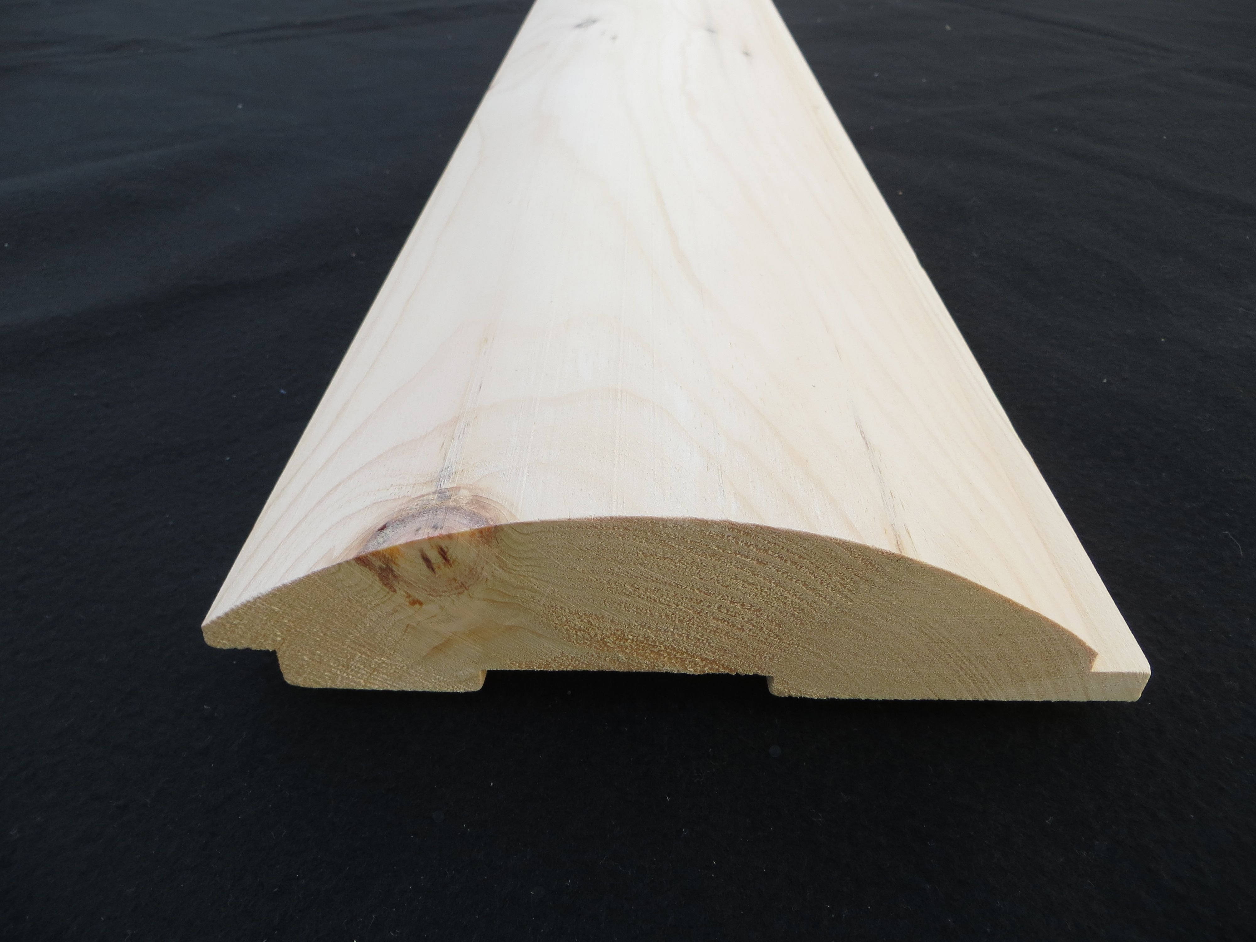 3x8 log siding hand hewn pine - 3x8 Log Siding Hand Hewn Pine 47