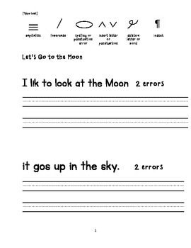 Worksheet Dol Worksheets 1000 images about dol on pinterest daily oral language editing marks and sentences