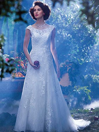 Alfred Angelo Bridal Style 239 from Disney Fairy Tale Bridal | The ...
