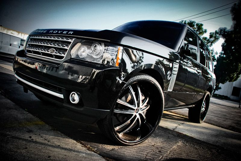 2011 Range Rover Supercharged Range rover supercharged