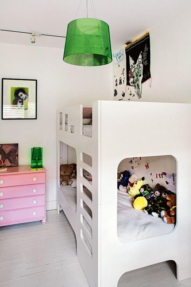 Children\u0027s bedroom In another corner is the \u0027Scoop\u0027 bunk bed from Lilly \u0026 Lolly & Children\u0027s bedroom In another corner is the \u0027Scoop\u0027 bunk bed from ...