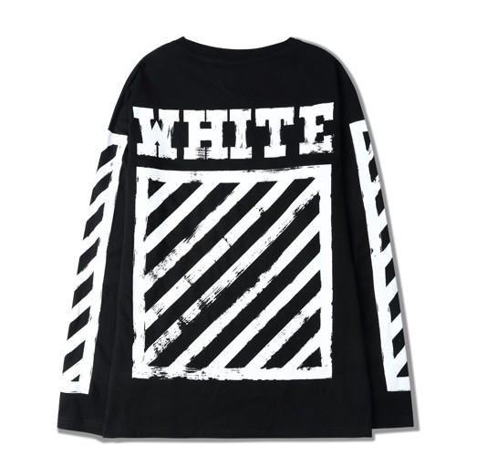 c915a15a546ff off white longsleeve tshirt -yeezy boostv2-ua-hypebeast-designer replicas  clothing