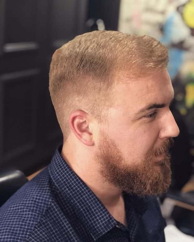 7 Haircuts For Balding Crown Hide Bald Spots Within Minutes Haircuts For Balding Crown Hairstyles For Balding Crown Platinum Blonde Hair Men