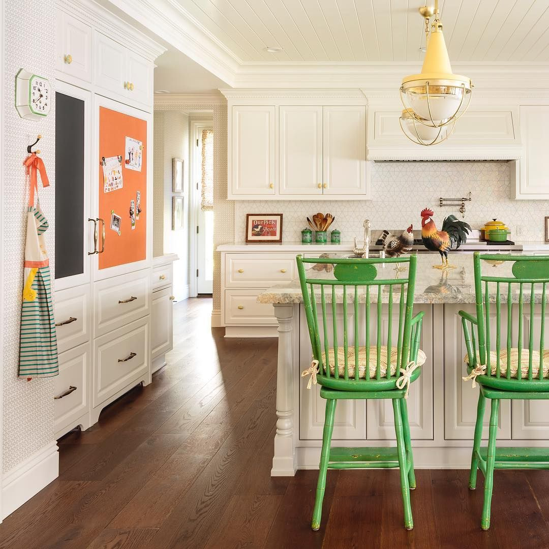 Alison kandler interior design on instagram colorful farmhouse kitchen alisonkandler alisonkandler interiordesign farmhouse farmhousestyle darkwood