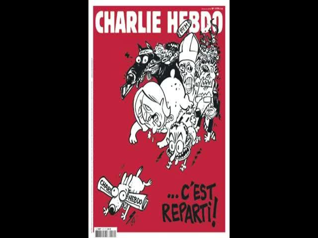 "Charlie Hebdo Está ""De Vuelta"" #Video"