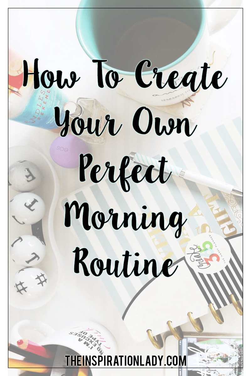 How To Create A Morning Routine Free Worksheet Bullet Journal