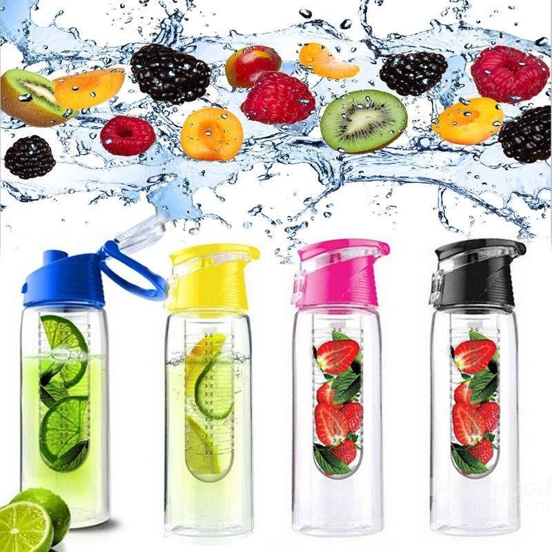 [US9.49] 800ML Fruit Juice Infusing Infuser Water Bottle