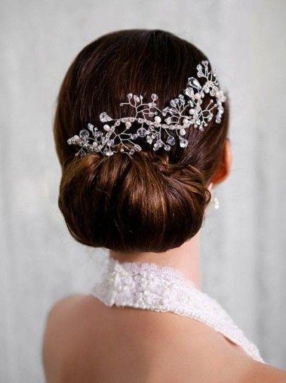 Peinados novia mo o bajo buscar con google wedding - Monos bajos novia ...