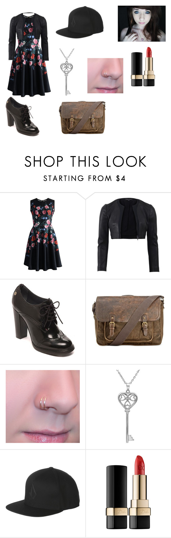 """""""~oooosnice~"""" by kawiwi on Polyvore featuring beauty, Chicwish, Narciso Rodriguez, Tommy Hilfiger, Patricia Nash, Amanda Rose Collection, Volcom and Dolce&Gabbana"""