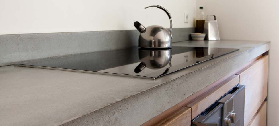 Beton cire sinds enige jaren wordt de nederlandse keuken for Bulthaup beton