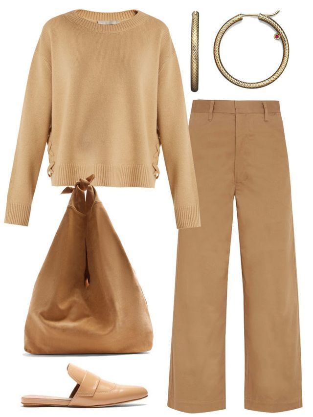 A Note on Style: Fresh Looks in Camel (La Dolce Vita