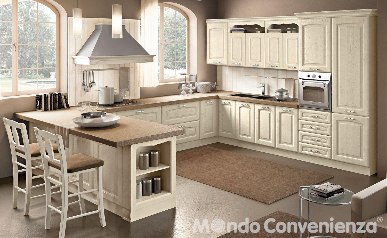 Cucine classico lucrezia mondo convenienza la - Il mondo convenienza cucine ...