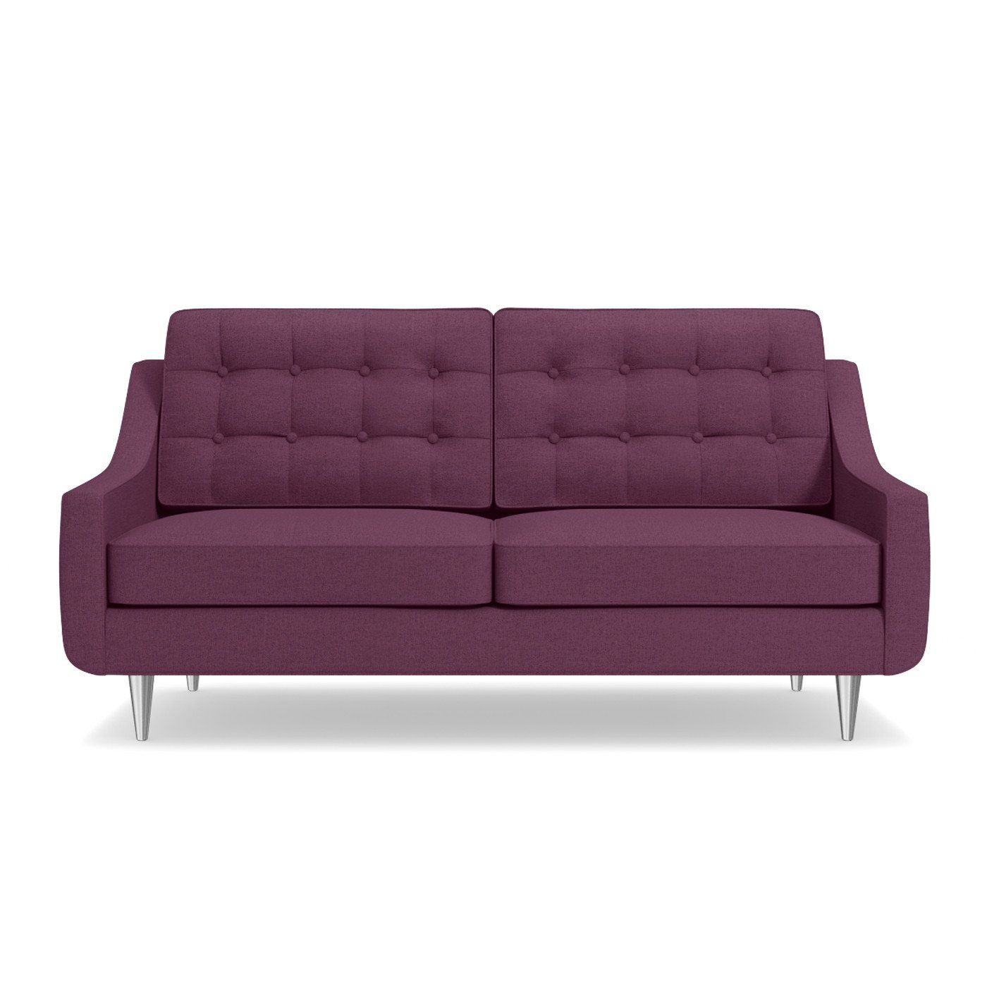 Posh Yet Perfectly Approachable, The Cloverdale Drive Apartment Size Sofa