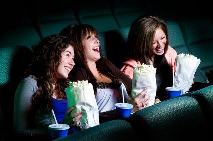 Movies with girlfriends