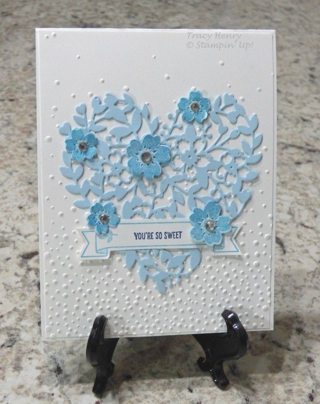 You're Sweet CAS by 3boymom - Cards and Paper Crafts at Splitcoaststampers