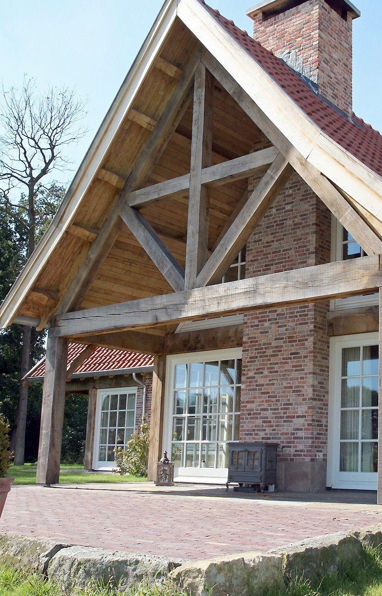 Building design architectuur boerderij pinterest for Huizen architectuur