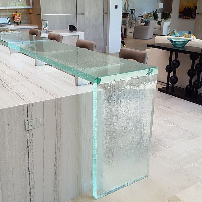 Table Countertop Counter Kitchen Cast Glass Images Kitchen Room Design Glass Countertops Glass Kitchen Tables