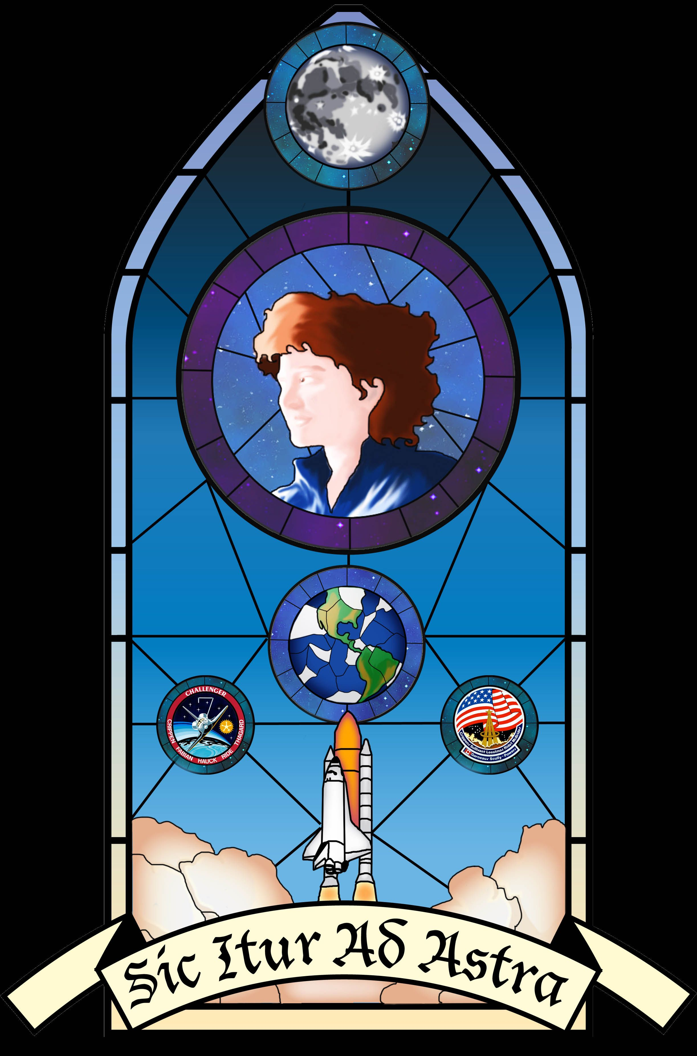 sally ride quotes about space