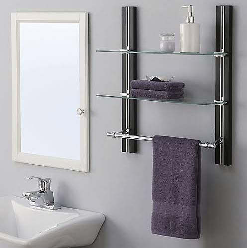 contemporary countertop towel holder apartment 205 bathroom rh pinterest co uk