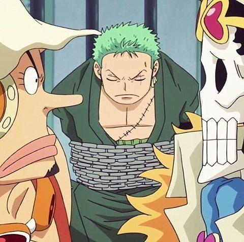 One Piece On Instagram One Piece Onepiece Anime Luffy Ace Sabo Dragon Zoro Nami Usopp Robin Brook Franky Superhero Art Usopp Anime