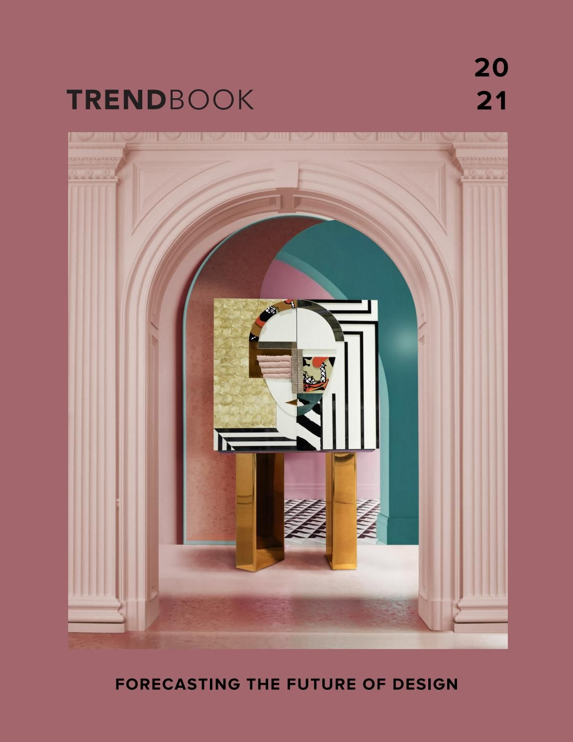 New Trendbook 2021 Trend Forecast Home Interiors By Trend Design Book Issuu In 2020 Design House Interior Interior Decorating