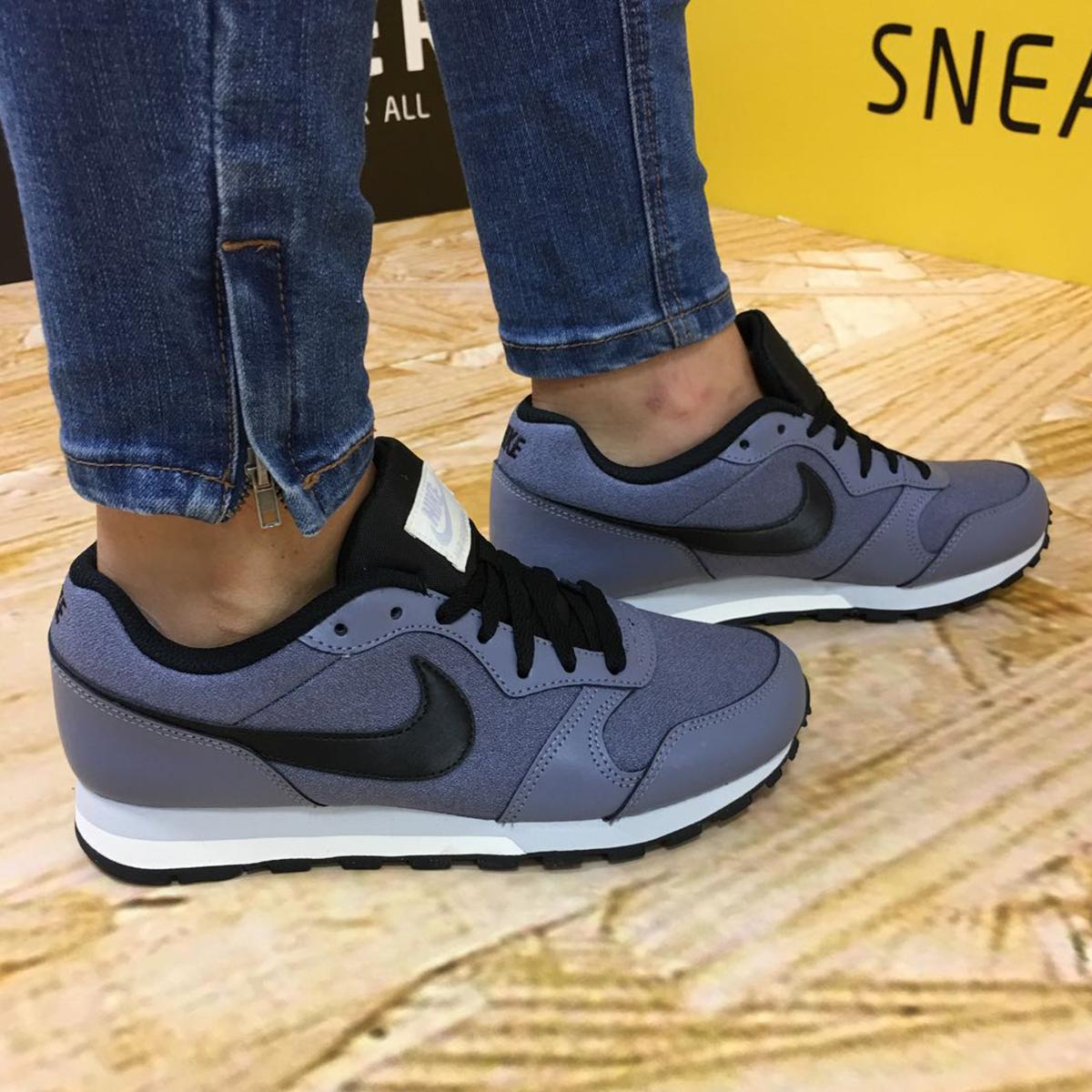 zapatillas casual de mujer md runner 2 nike
