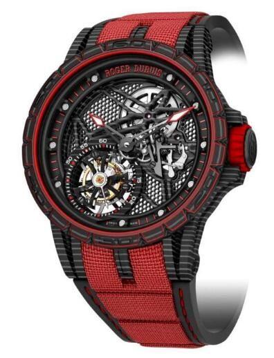2e6176b9746 Replica Roger Dubuis  Excalibur Spider Carbon