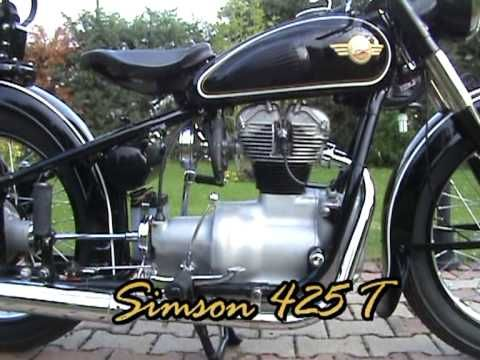 awo simson 425 t bj 1957 running restoration. Black Bedroom Furniture Sets. Home Design Ideas