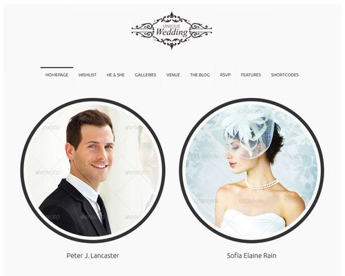 We have collected the Best WordPress Wedding Themes and Wedding ...