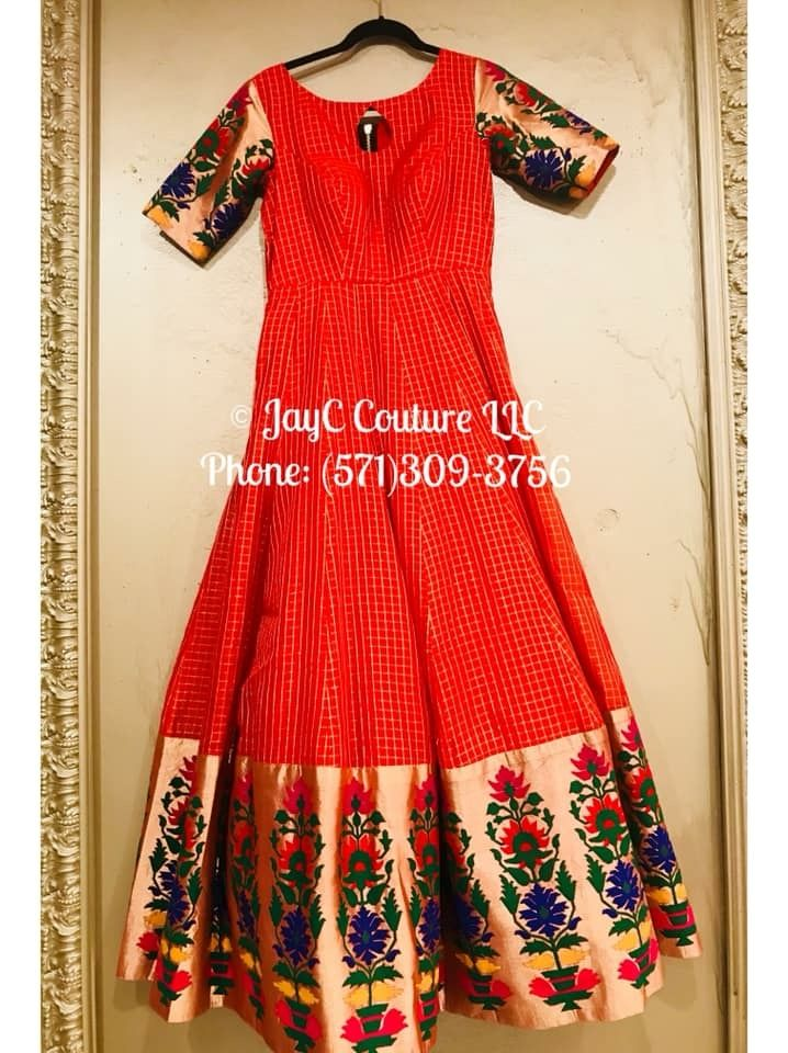 Pin by Bhoomi's on simple gowns in 2019 Dresses, Indian