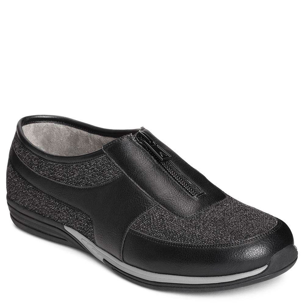 Novelty A2 Casual Zip Up Walking Shoe
