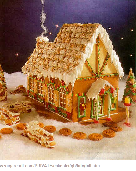 Gingerbread Houses | INTERIOR DESIGN IAccent on Design I Blog