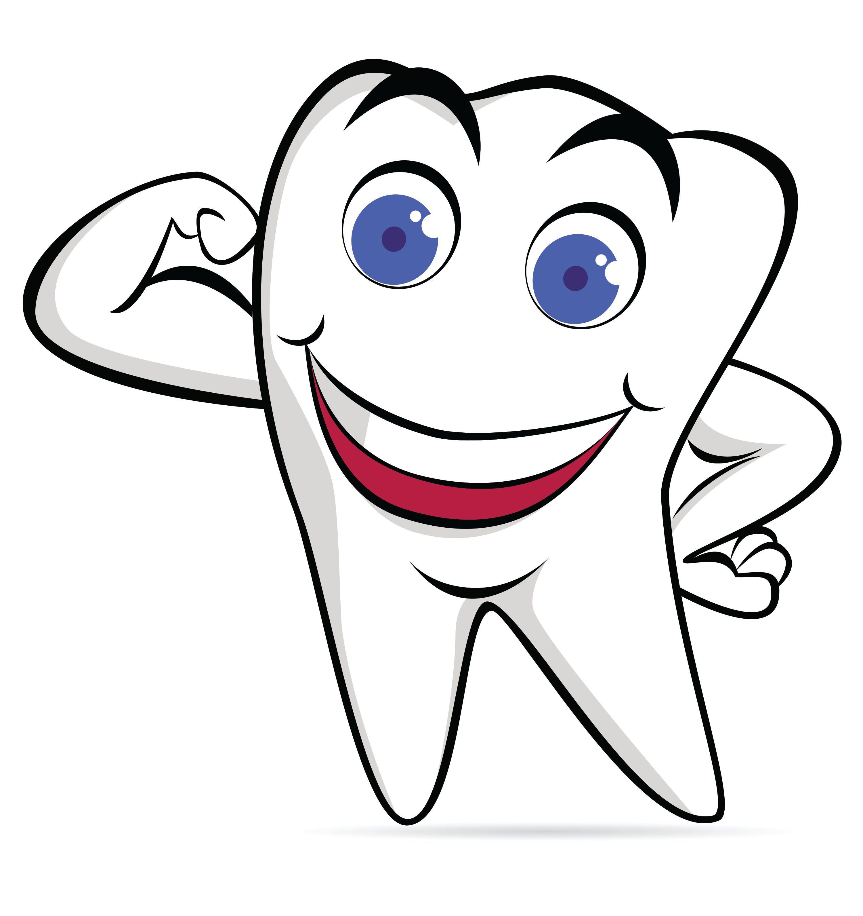 Cartoon teeth clip art your local cosmetic dentist tooth