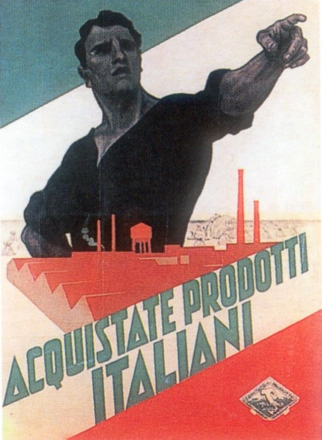 Buy Italian products WWII 1941-1945 Italy