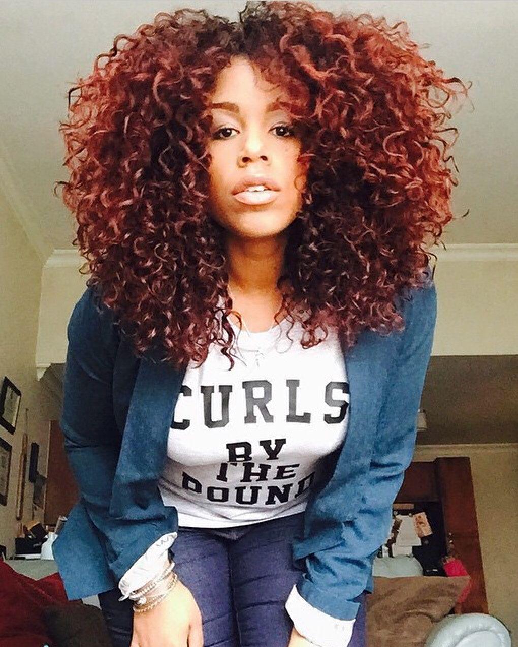 Cute color hair styles pinterest hair growth pills burgundy