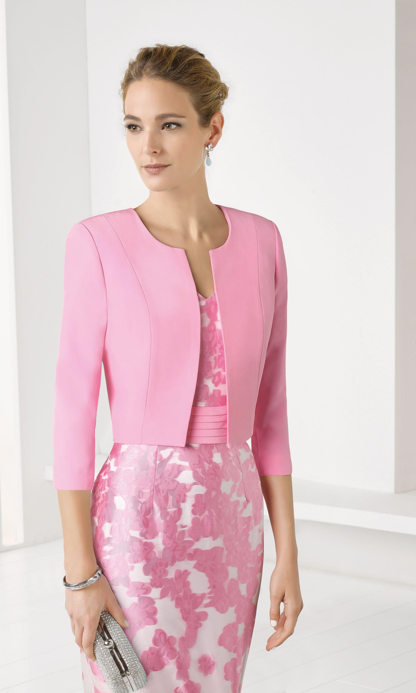 Rosa Clara style 1J2K3 | Bride | Pinterest | Vestiditos, Chaquetas y ...