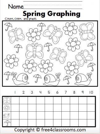 Upper Kindergarten Math Worksheets